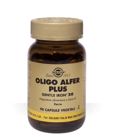SOLGAR -Oligo Alfer Plus