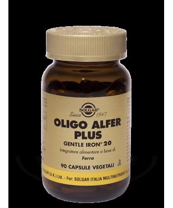 SOLGAR -Oligo Alfer Plus