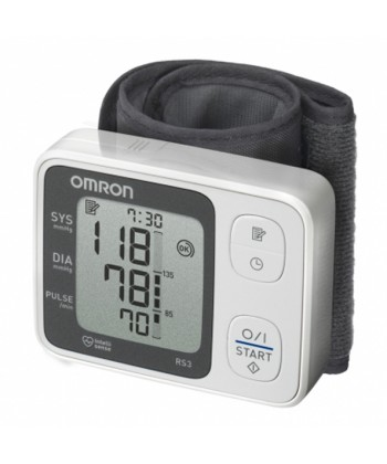 OMRON R3 - Misuratore da polso