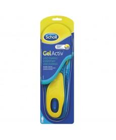 SCHOLL GEL ACTIV - Scholl GelActiv Everyday Uomo 40-46.5 EU, 1 Paio