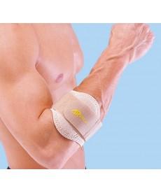 TIELLE - Cinturino per epicondilite con supporto in silicone