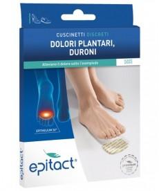 Cuscinetti Discreti Epitact per dolori sotto piede con scarpe aperte